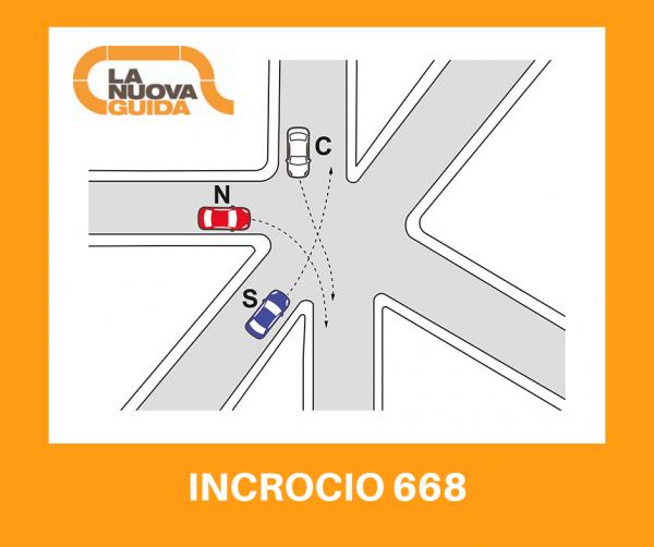 INCROCIO 668