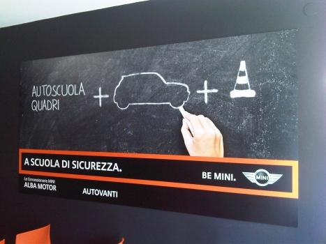 AUTOSCUOLA PRATICHE AUTO QUADRI BOLOGNA - AULA DI TEORIA