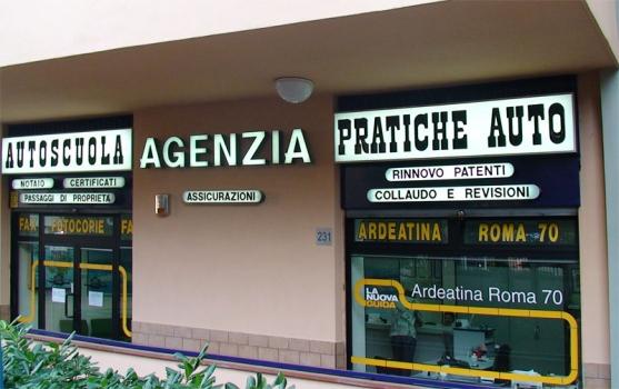 AUTOSCUOLA ROMA70 - La nostra Scuola