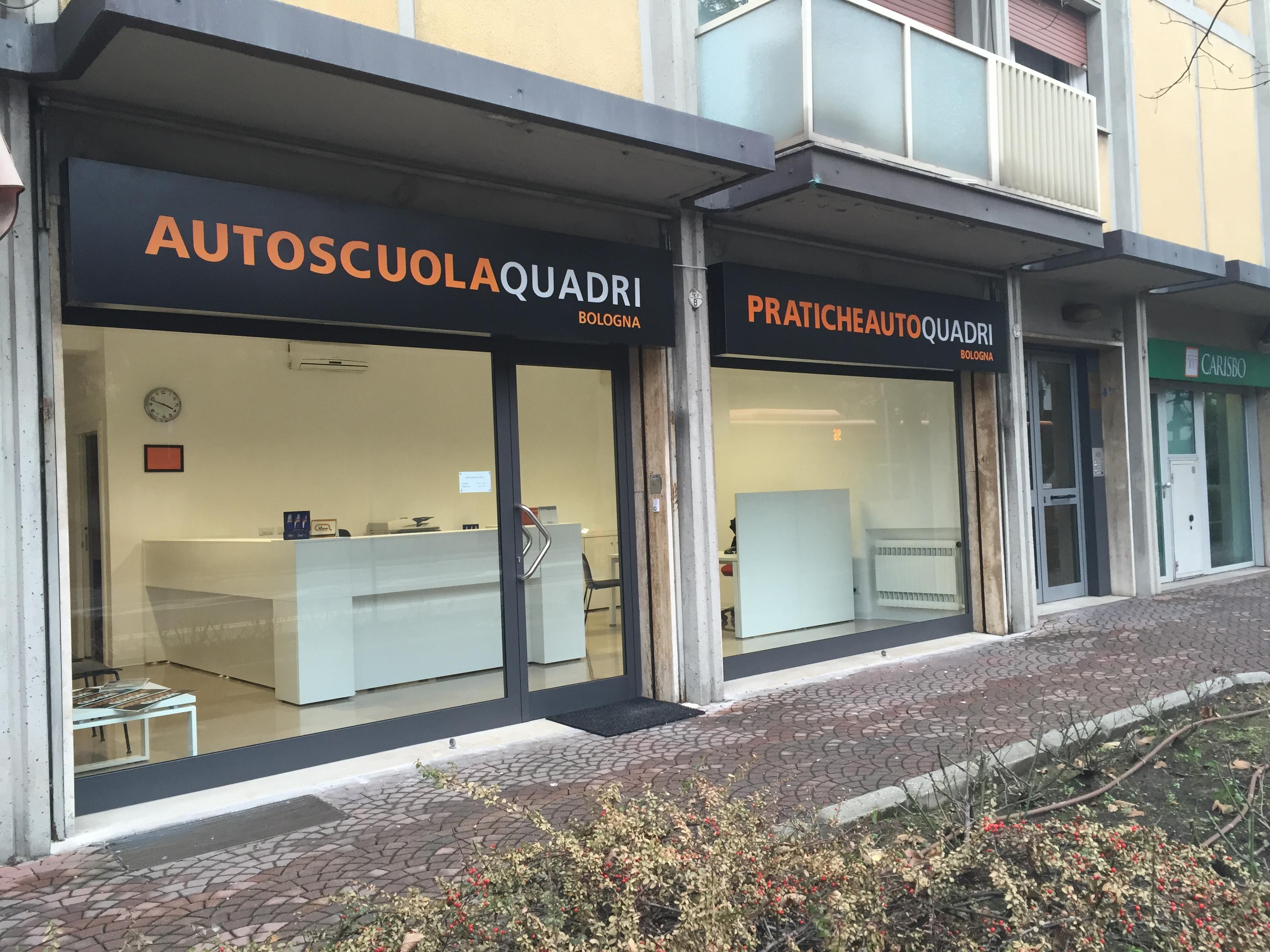 AUTOSCUOLA PRATICHE AUTO QUADRI BOLOGNA