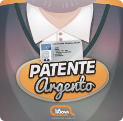 Patente Argento La Nuova Guida